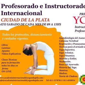 Profesorado e Instructorado de Yoga La Plata