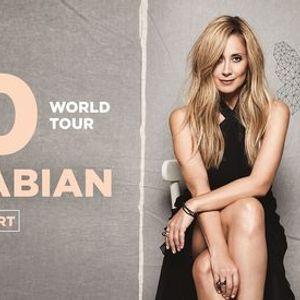 Lara Fabian - 50 World Tour  Marseille 21 mars 2020