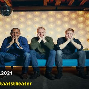 Tingvall Trio - CS zu Gast im Staatstheater  Darmstadt