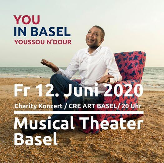 Exclusif- 2020- Concert Youssou NDour Suisse Ble 3 Frontires