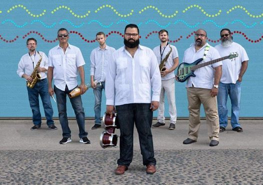 Dayton Salsa Projects | Free Concert at Levitt Pavilion, 25 September | Event in Dayton | AllEvents.in