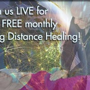 Long Distance Healing Sunday with Kahu Fred Sterling