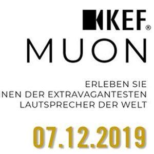 Exklusiv im AUDITORIUM Hamm KEF Muon - Einer der extravagantesten Lautsprecher der Welt