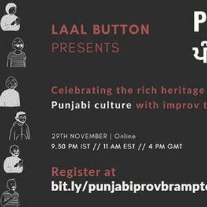 Punjabiprov - A Punjabi Improv Workshop