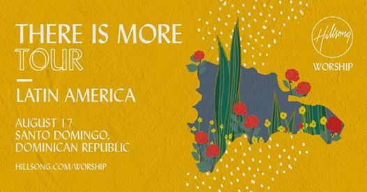 Hillsong Worship - Santo Domingo, Dominican Republic at