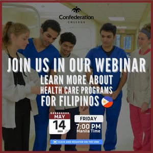 Free webinar Be a Nurse or PSW in Canada