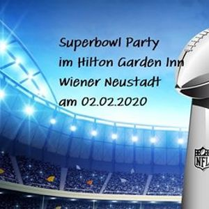 Superbowl Party 2020