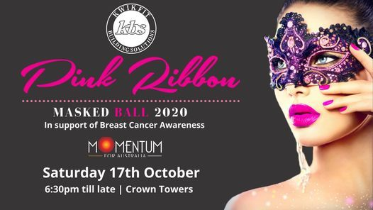 Kwikfit Pink Ribbon Ball 2020 | Event in Perth | AllEvents.in