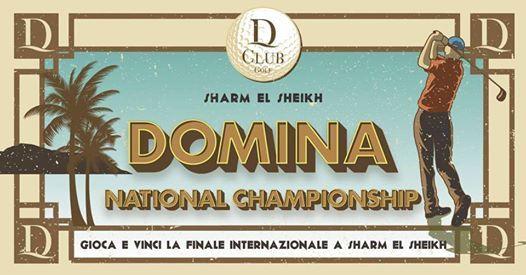 40a Domina National Championship