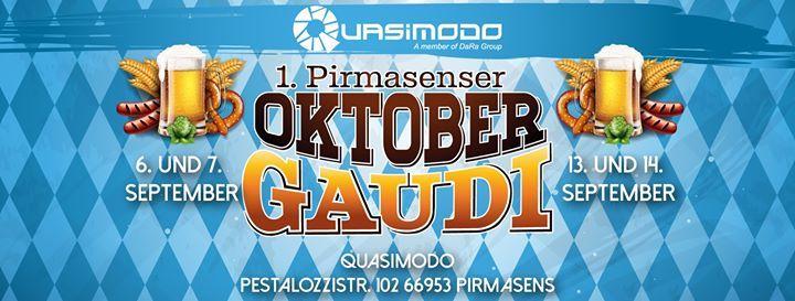 1. Pirmasenser Oktobergaudi