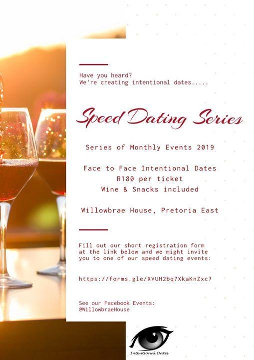 Speed Dating Wydarzenia Pretoria