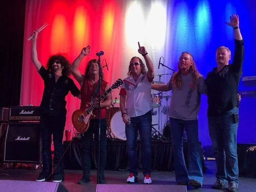 Smokin and Renegade at Daytona bandshell, 7 August   Event in Daytona Beach   AllEvents.in