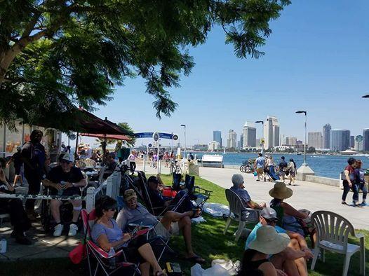 More Breezn Boys Concert at Coronado Ferry Landing