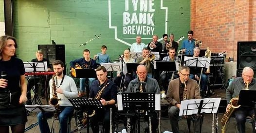 Strictly Smokin' Big Band :: Newcastle Jazz Festival [Free], 12 August | Event in Newcastle Upon Tyne | AllEvents.in