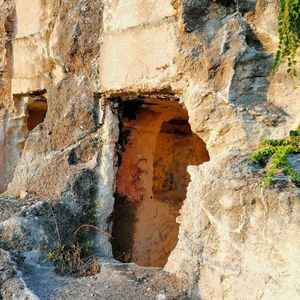 Tuvixeddu Colle Di Antiche Tombe