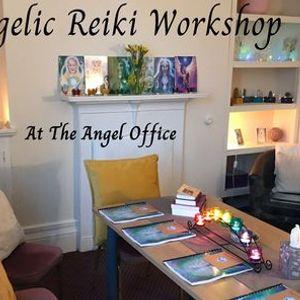 Angelic Reiki Level 12 Practitioner Workshop Janaury 2021