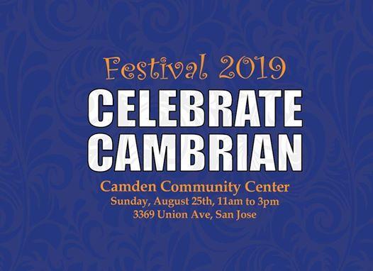 14th Annual Celebrate Cambrian 2019