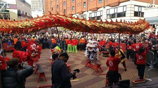 Birmingham Chinese New Year Celebrations 2020