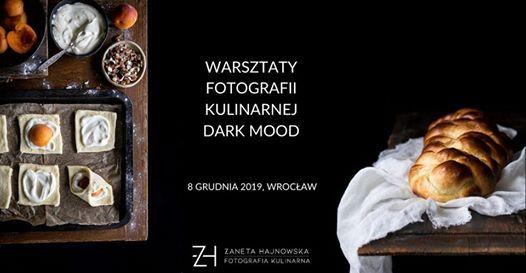 Warsztaty z dark mood photography