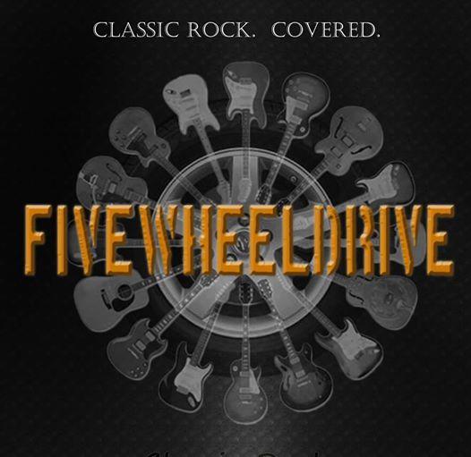 FiveWheelDrive at The Tavern Prestwick