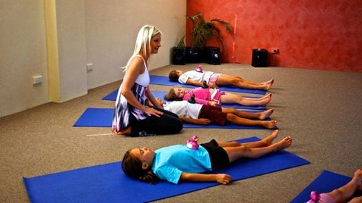 Zenergy Yoga Therapy for Kids 1