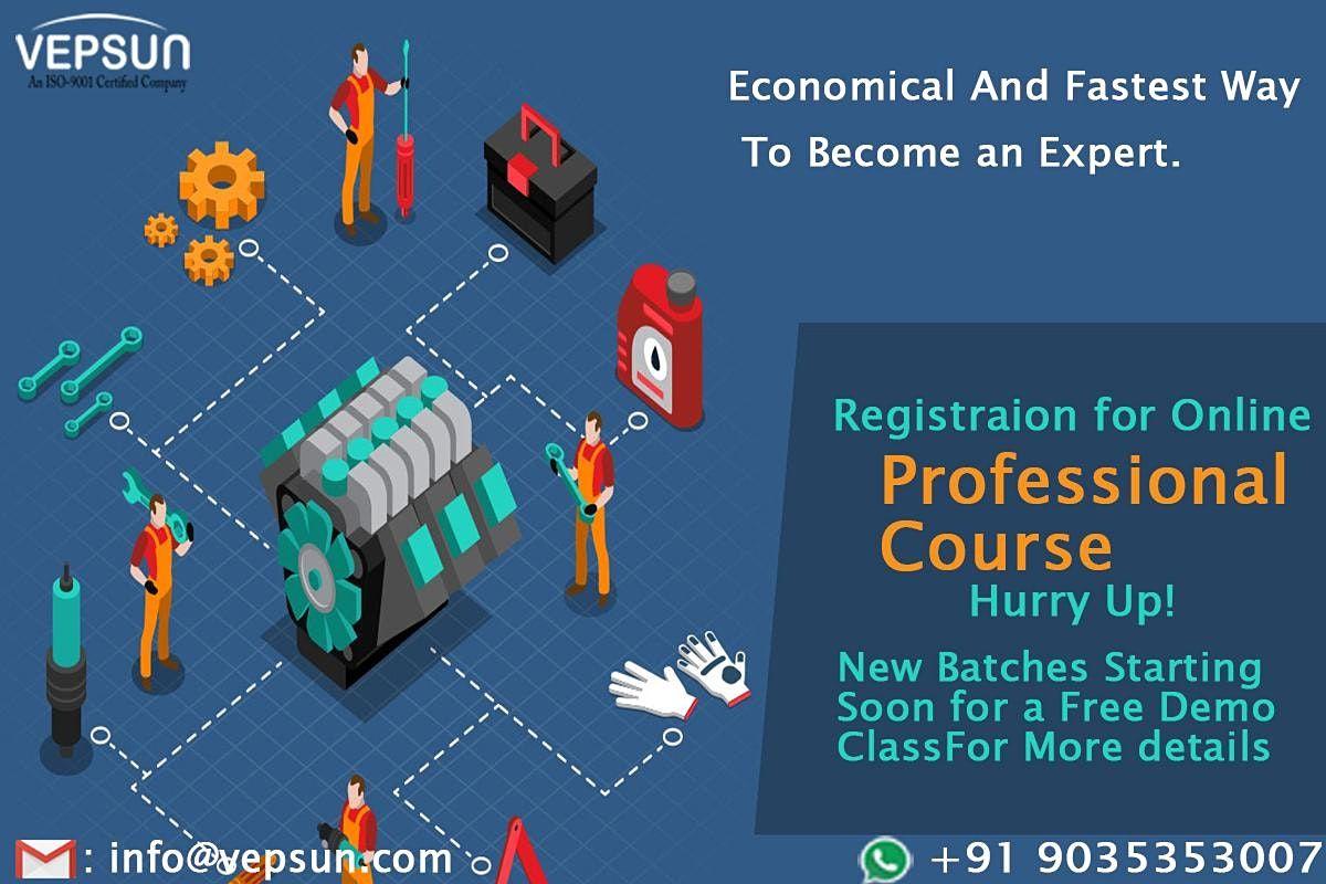 Cloud course training  Vepsun Technologies