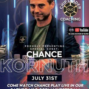 Chance Kornuth 8pm Livestream -Meet & Greet July 31st