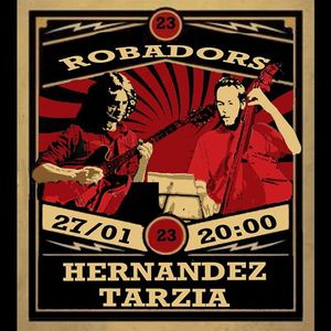 Tempe Hernandez Y Miguel Tarzia