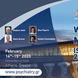 ISNP Winter Masterclass 2020-Bipolar Disorders