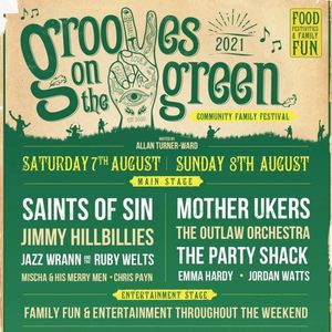Saints Of Sin at Grooves On The Green
