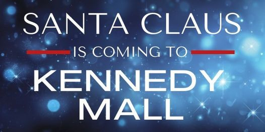 Santa at Kennedy Mall! | Event in Dubuque | AllEvents.in