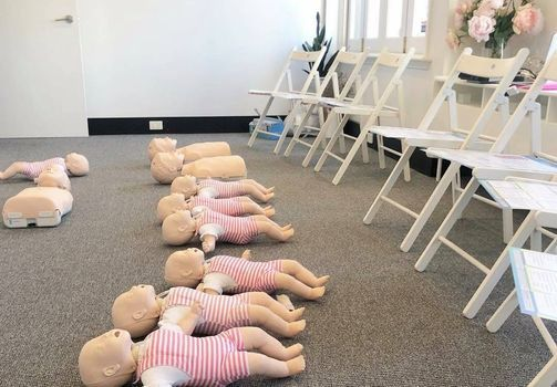 Baby & Child CPR + First Aid - South Western Sydney   Event in Bankstown   AllEvents.in