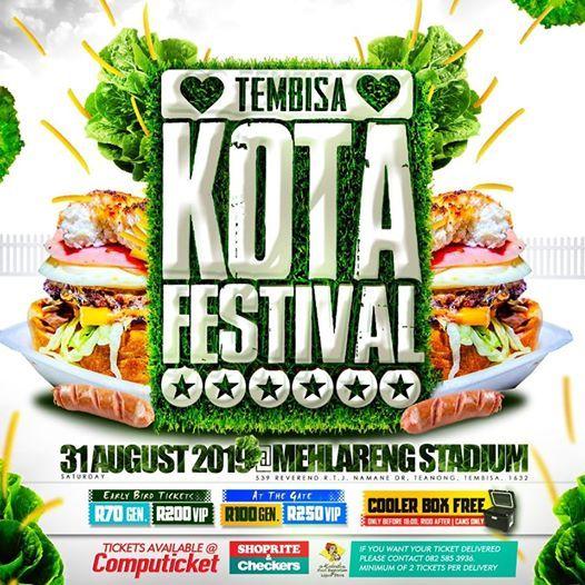 1st Annual Tembisa Kota Festival