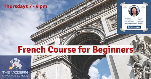 French Course: Beginners, 15 April | Event in Huddersfield | AllEvents.in