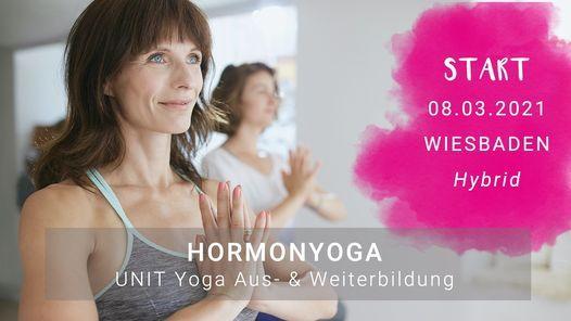 Hormonyoga Ausbildung 50h Online-Live, 8 March | Event in Wiesbaden | AllEvents.in