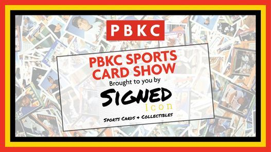 PBKC Sports Card Show   Event in West Palm Beach   AllEvents.in