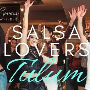 Salsa Lovers Tulum Meetup Party