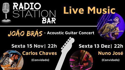 Joo Brs - Radio Station Bar - Santa Cruz
