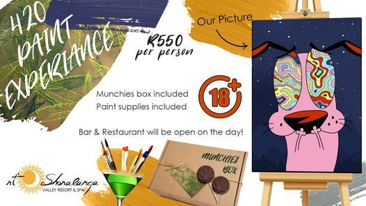 420 Paint Experience, 29 May | Event in Centurion | AllEvents.in