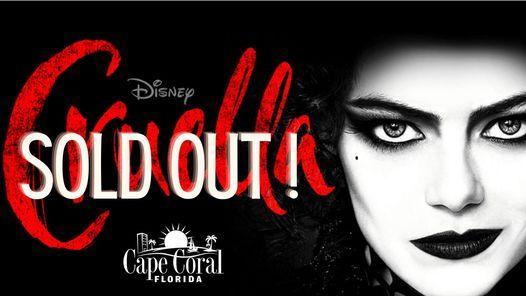 Movie in the Park Featuring Cruella | Event in Cape Coral | AllEvents.in