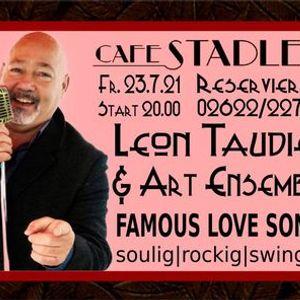 Leon Taudien  Cafe Stadler