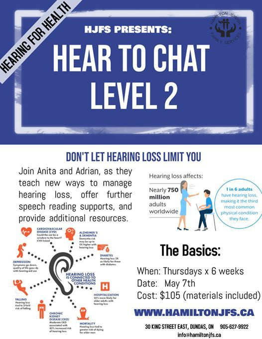 Hear to Chat Level 2