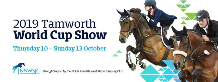 2019 Tamworth World Cup Show at North and Northwest Showjumping Club