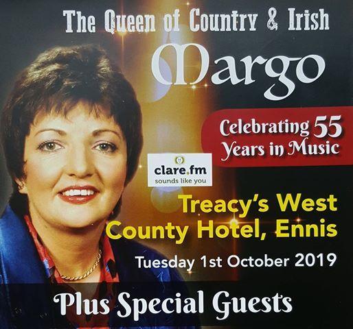 Queen Of Country Margo & Friends