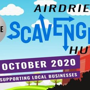 Airdrie Business Scavenger Hunt