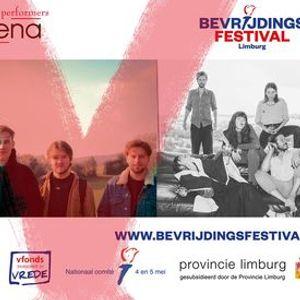 Bevrijdingsfestival Limburg Sena Performers Clubtour Maastricht