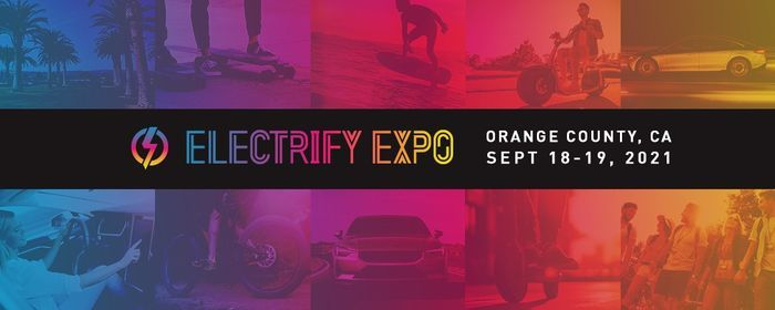 Electrify Expo - Orange County, CA, 18 September   Event in Laguna Woods   AllEvents.in