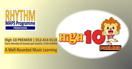 Rhythm MAPS Preschool | Event in Penang | AllEvents.in