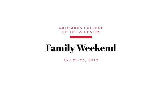 Family Weekend 2019 At Columbus College Of Art Design