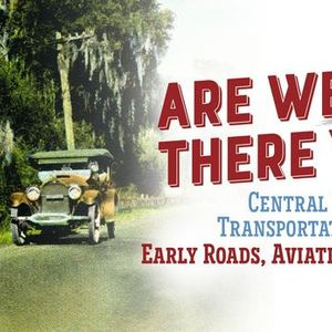 Are We There Yet Early Roads Aviation and Tourism